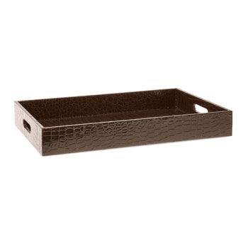 snake skin tray via Zara Home