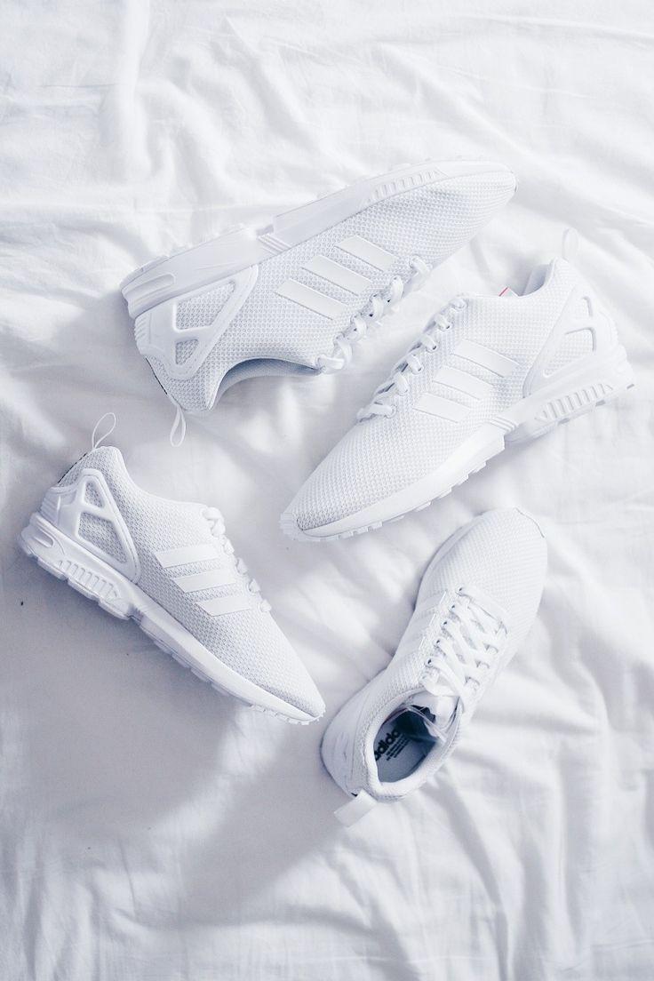 Adidas Originals Girl's Zx Flux Trainers Running