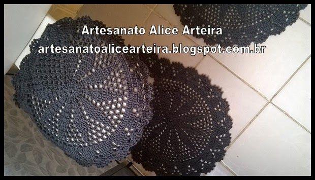 """Artesanato """"A Arteira Artesanatos"""": COMPRE AQUI"""