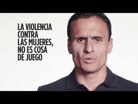 Juan de Dios Ibarra, el Club de Futbol Monterrey y el Municipio de Guadalupe se unen en contra de la violencia hacia las mujeres. #Rayados