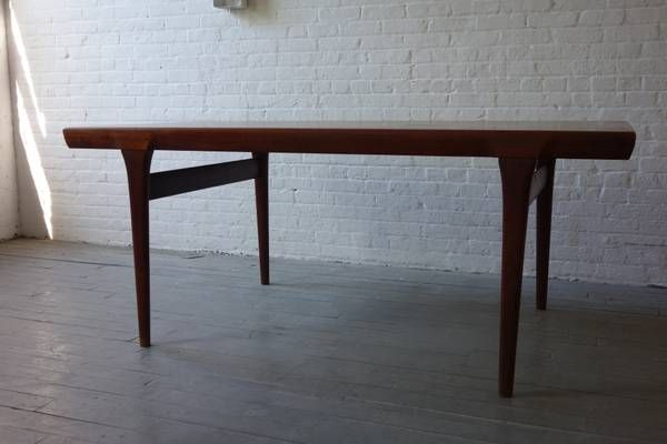 Mid Century Danish Dining Table - $2150 (Yonkers)