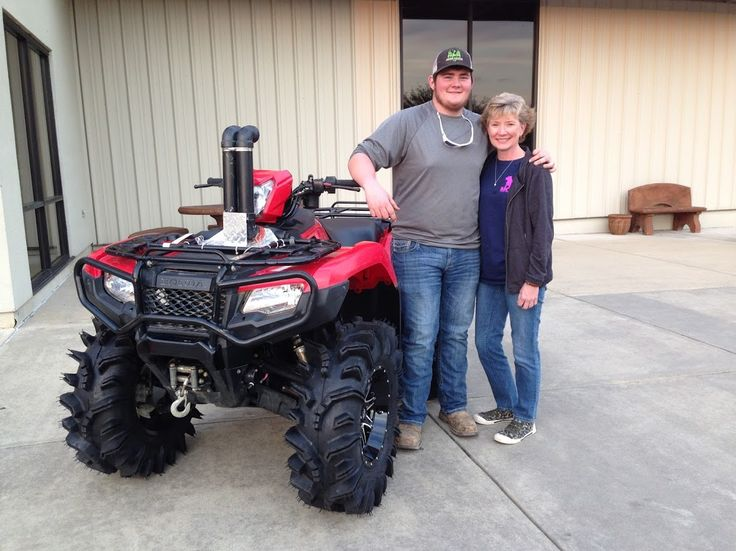 thanks to the mcdaniel family from brandon ms for getting a 2015