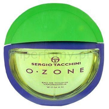 Sergio Tacchini Ozone for Woman, woda toaletowa dla kobiet 75 ml | iperfumy.pl
