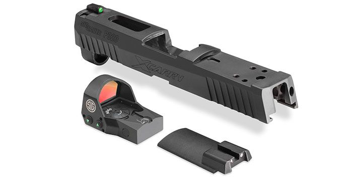 Shooting Illustrated   Review: SIG Sauer P320 X-Carry Pistol