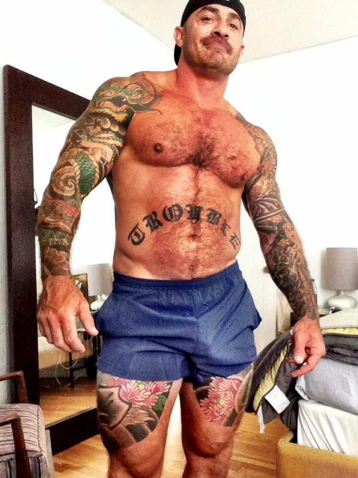 Muscle Woof On Instagram Bears: 2047 Best WOOF! Images On Pinterest