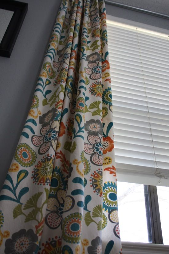 Make A Homemade Curtain Rod For Under $10