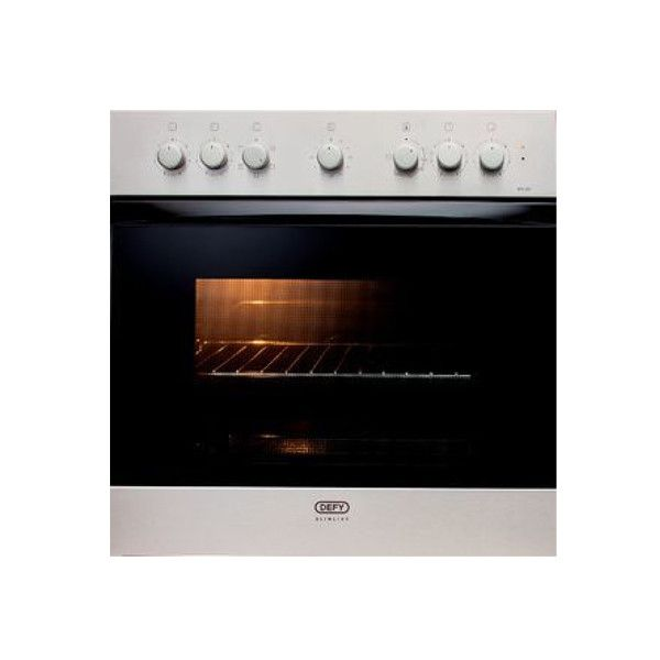 DEFY 600SU SLIMLINE OVEN S/STEEL -MODEL DBO460  | Your number one appliance store