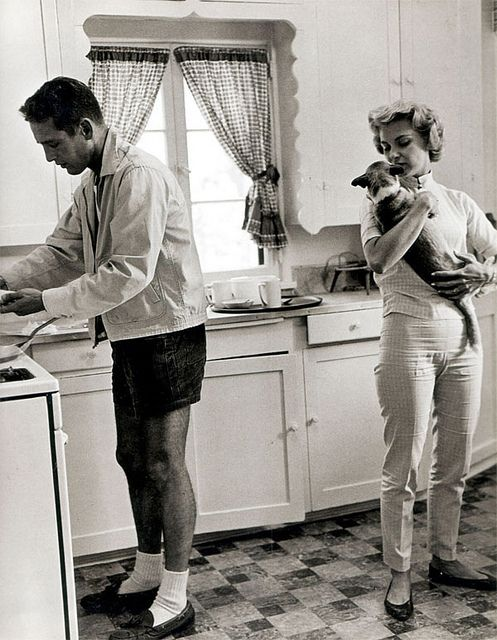 Paul Newman And Joanne Woodward Love Story