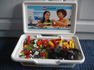 Lego WeDo and Scratch - Simon Haughton's Blog