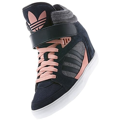 adidas Amberlight Up Shoes M17710 - the only sneaker wedges I have seen so far that I actually like!