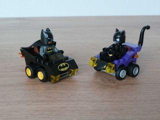 Totobricks: LEGO DC COMICS SUPER HEROES 76061 Mighty Micros Batman vs Catwoman http://www.totobricks.com/2016/03/lego-dc-comics-super-heroes-76061.html
