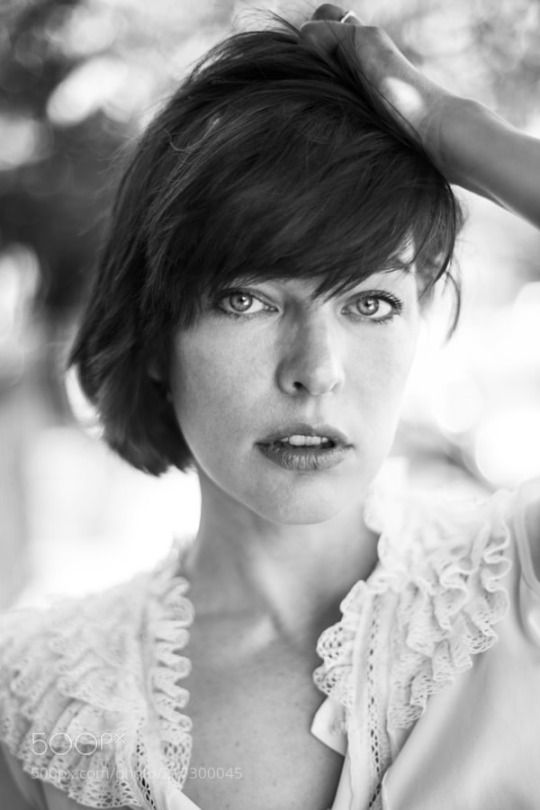 Milla Jovovich by AgataSerge
