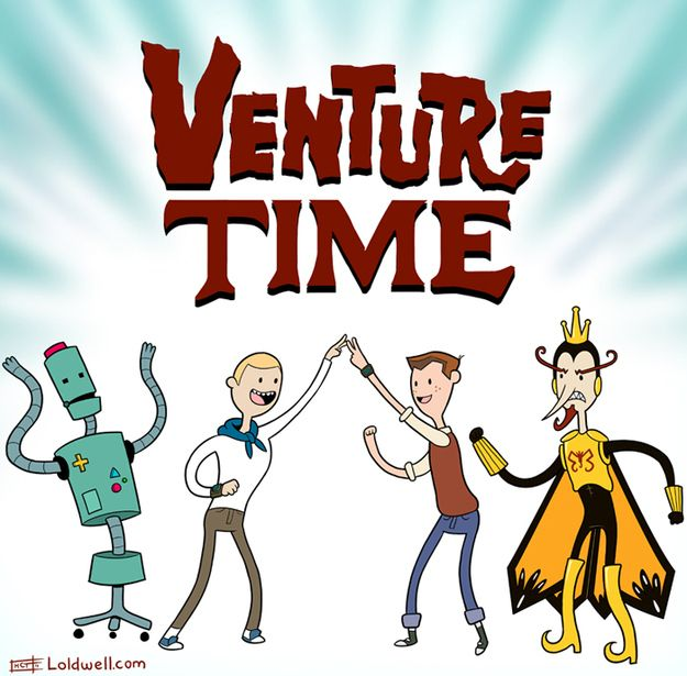 Ignore Me Meme Venture Bros 65553 Enews