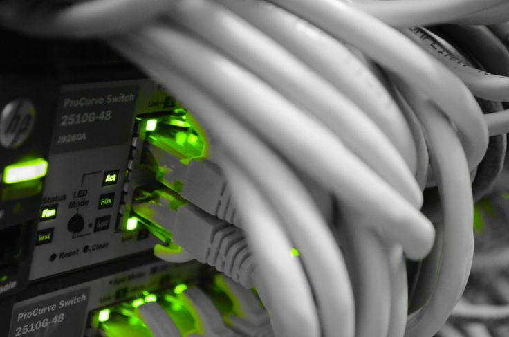System admin job so i take photos of IT shit
