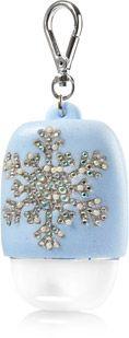 Blue Snowflake PocketBac Holder - Bath & Body Works   - Bath & Body Works