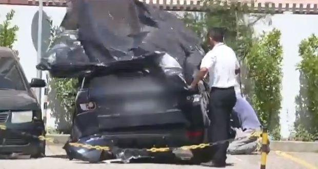 Actriz de Avenida Brasil sufrió un grave accidente automovilístico. Mirá el video