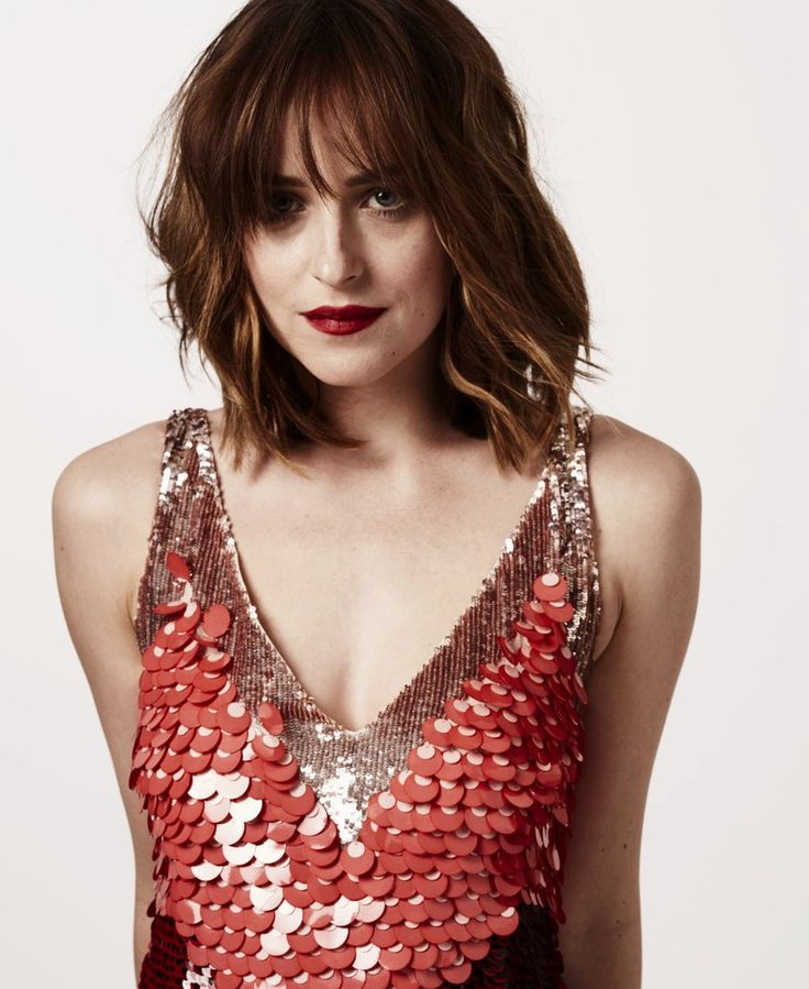 Dakota Johnson for Marie Claire