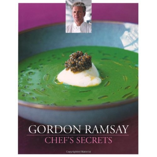 Gordon Ramsay: Chefs Secrets