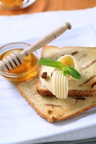 Медовое масло