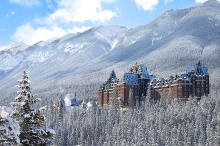 The Fairmont Banff Springs - Banff Springs, Alberta, Canada