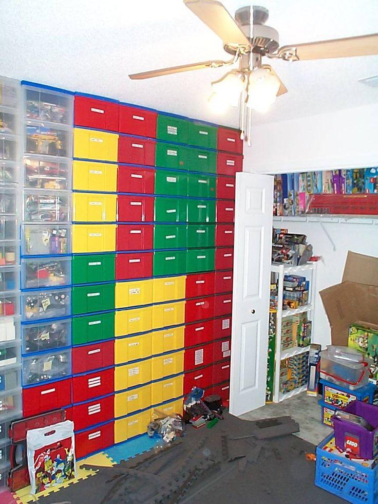 Lego Bedroom Decorating Ideas: 1000+ Images About Lego Decorating Ideas On Pinterest