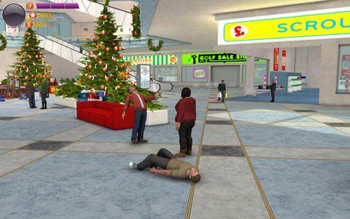 Ett datorspel för alla som gått över till att E-handla - Som ett köpcentrum fast hemma :)