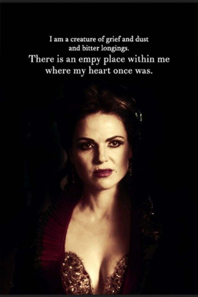Evil Queen Once Upon A Time Quotes
