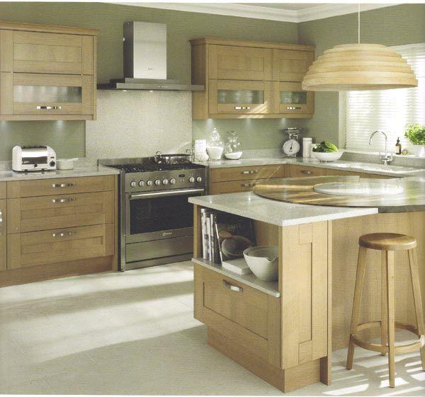 27 besten Kitchen design Bilder auf Pinterest | Küchen design, Helle ...
