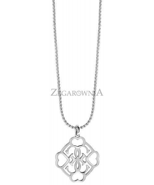 7233113d7ea7d Naszyjnik Guess Silver UBN21574 • Zegarownia.pl
