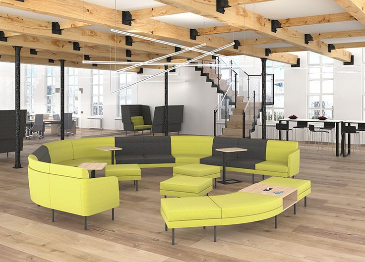 ARCIPELAGO modular lounge seating system by Baldanzi & Novelli Designers | Narbutas