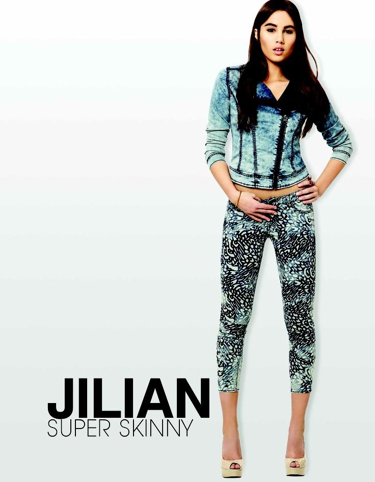 Jilian Super Skinny