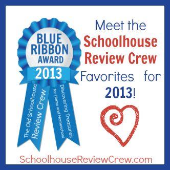 Homeschool curriculum review team favorites 2013