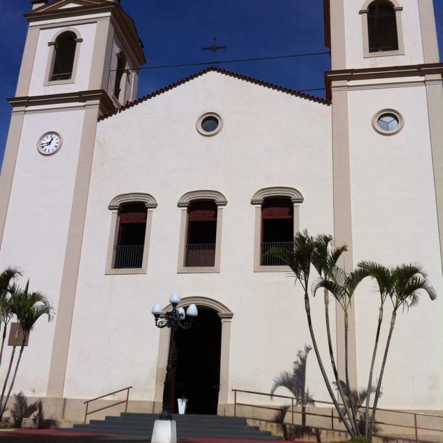 Catedral de Sant'Anna - Itapeva/SP