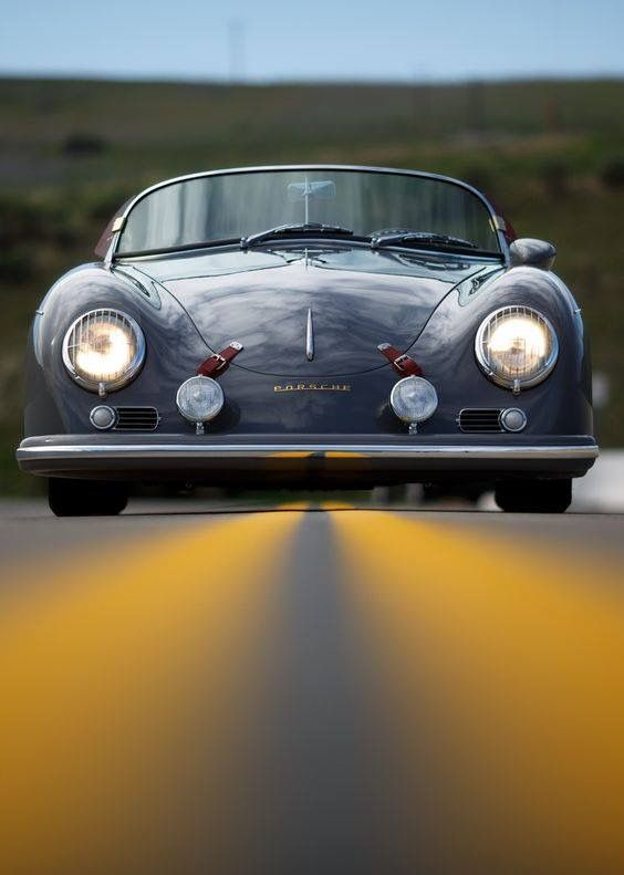 Porsche 356 Speedster                                                                                                                                                                                 More