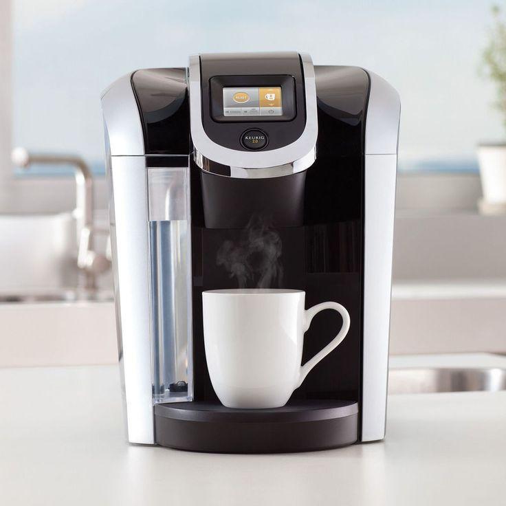 Keurig 20 k 460 k 450 kcup coffee maker top model 20 k