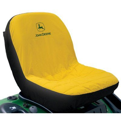 John Deere Riding Mower Mid-Back Seat Cover