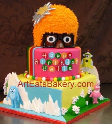 7 best Birthday cakes images on Pinterest Birthday cakes 3rd