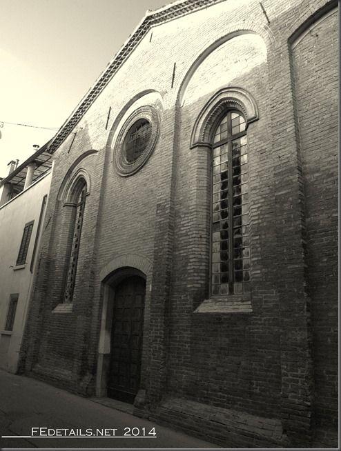 Chiesa di San Pietro, Ferrara, Italy  #Ferrara #Italy #Photography #oldpalace