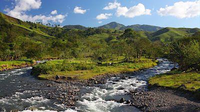 Kostarika, Monteverde