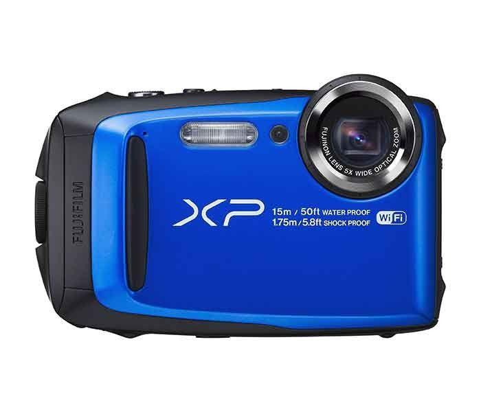 Fujifilm FinePix XP90 - Blue