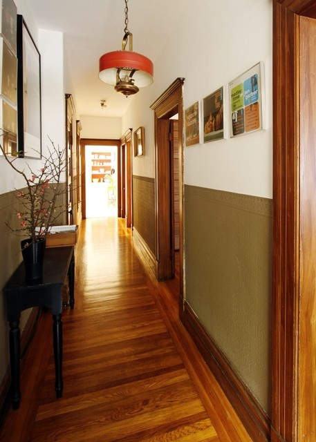 Wood Floors With Wood Trim : Images about why i hate natural wood trim on
