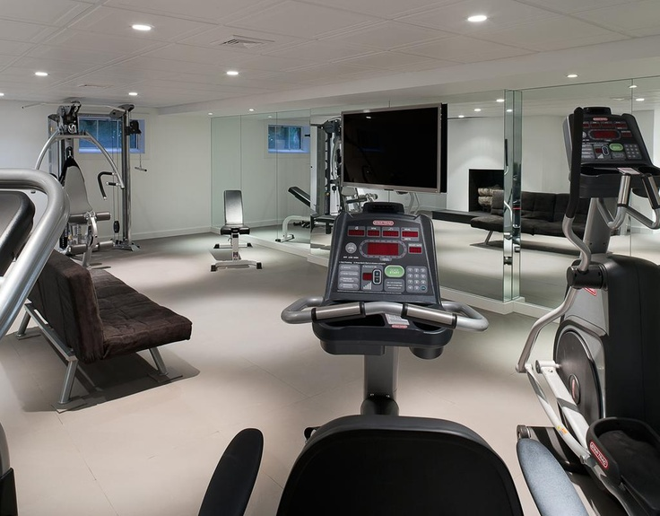 1000 Images About Home Gym On Pinterest Workout