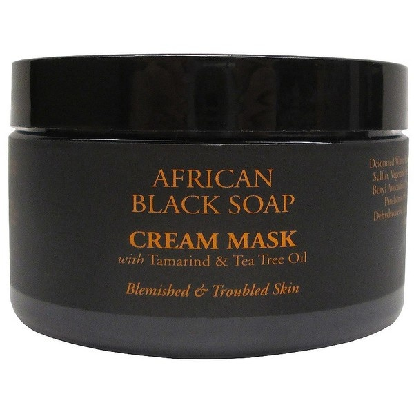 African black soap facial care collection