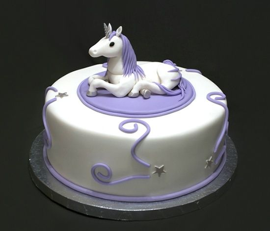 Cake for an adult who loves unicorns.