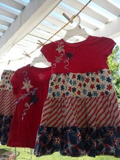 Jedi Craft Girl: 4th of July Dresses