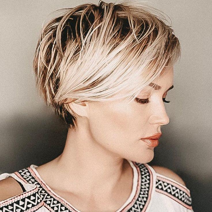[Werbung]#blondehair • Tantas ótimas notícias sobre a nova loira … • …   – Bobs