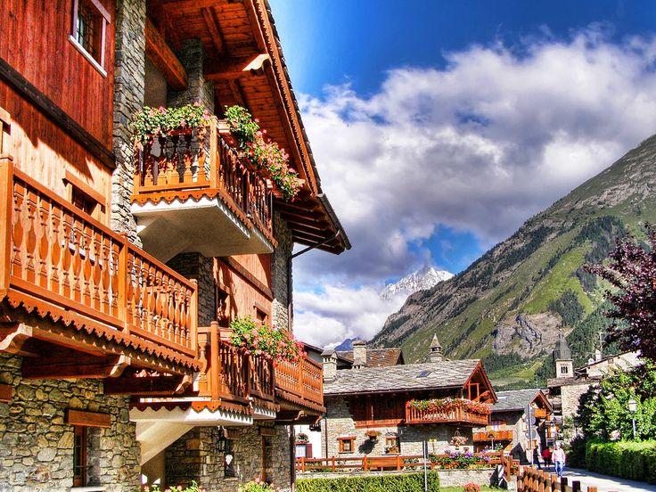 Morgex...  Valle d'Aosta, Italy.