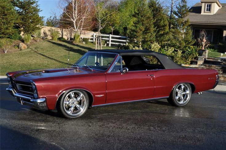 1965 PONTIAC GTO Lot 683 | Barrett-Jackson Auction Company