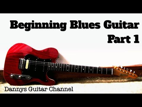 Beginning Blues Guitar Part 1 12 Bar Blues Shuffle In E Lesson Easy Blues You Can Use Youtube Blues Guitar Guitar Guitar Parts