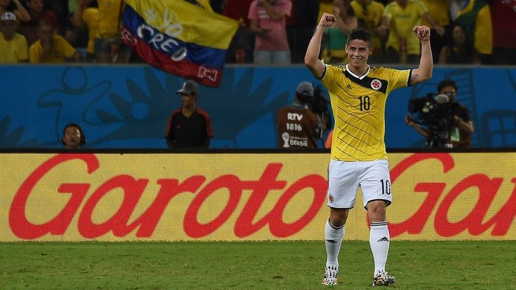 Japon 1 - 4 Colombia | Grupo C - FIFA World Cup 2014
